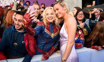 Estrellas del UCM se reunieron para el estreno mundial de «Avengers: Endgame»