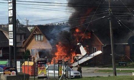 Al menos seis muertos en accidente de avioneta en el sur de Chile