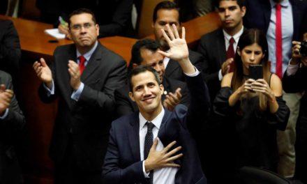 Revista Time eligió a Guaidó como una de las personas más influyentes de 2019
