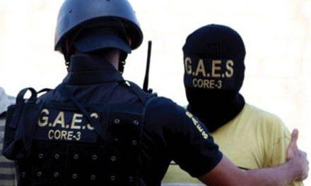 GAES detuvo a cinco agentes de Polianzoátegui por extorsión