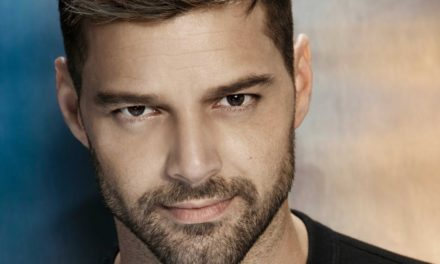 Ricky Martin es la nueva imagen de cosméticos MAC