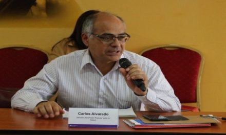 Ministro Alvarado: Sector salud se mantiene en pleno funcionamiento