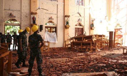 Estado Islámico asumió la autoría de los atentados perpetrados en Sri Lanka