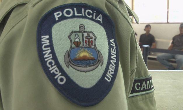 Dos hombres fueron detenidos por Poliurbaneja por robo