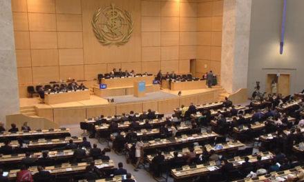 Asamblea Mundial de Salud abre con preocupación por brote de ébola en RDC