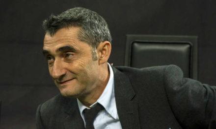 """Barça: Valverde seguirá como entrenador """"totalmente garantizado"""""""
