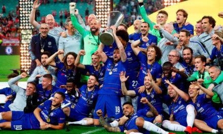 Chelsea se proclamó campeón de la Europa League