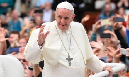 El Papa hizo un llamado a perder el miedo a los migrantes y pidió acogerlos