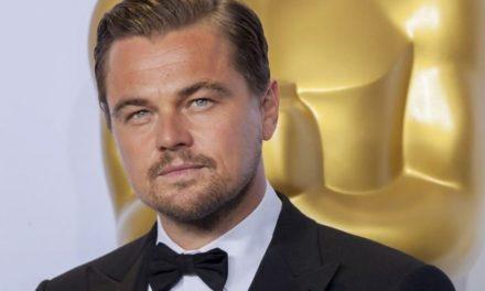 Leonardo DiCaprio será el protagonista del nuevo filme de Guillermo del Toro