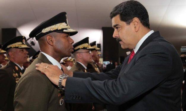 EE.UU. levantó sanciones al exdirector del Sebin Manuel Cristopher Figuera