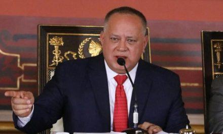 Cabello: haber llamado a elecciones el 20M ha sido la más grande contribución a la paz del país