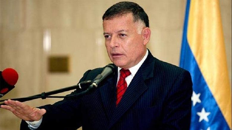México concede «beneplácito» a Arias Cárdenas