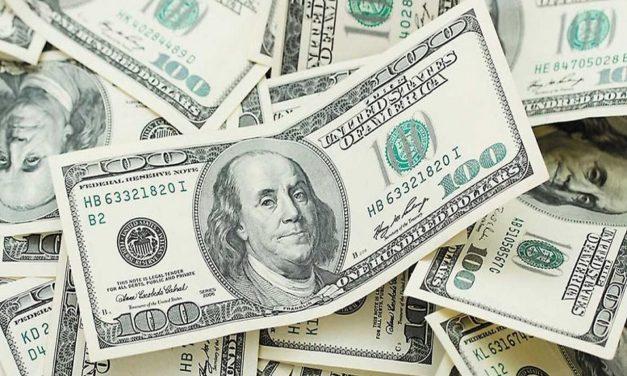Dólar se ubicó en Bs. 5.262 tras la primera jornada de mesas de cambio