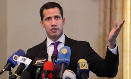 Guaidó: EE.UU. debería ayudar a Venezuela a mantener Citgo