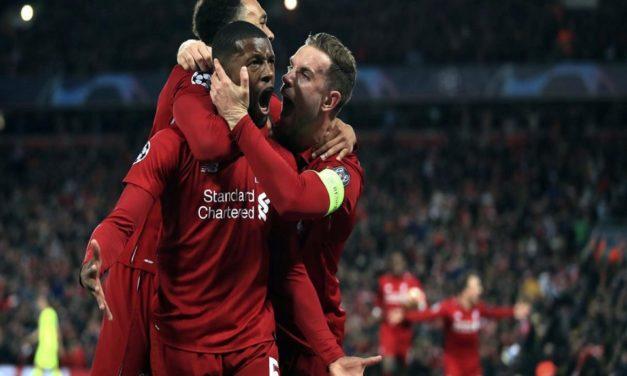 Liverpool arrolla al Barcelona y consigue su pase a la final de la Champions