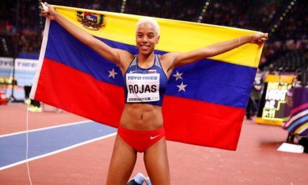 Yulimar Rojas confirmó su participación en Juegos Panamericanos