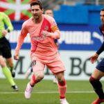 Messi se corona máximo goleador por sexta vez