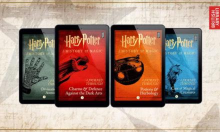 Franquicia de Harry Potter anunció el lanzamiento de cuatro nuevas 'mini historias'