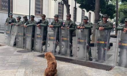 Por tercera semana impidieron acceso a la prensa al Palacio Federal Legislativo