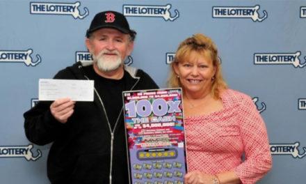 Pareja ha ganado la lotería tres veces en cinco años