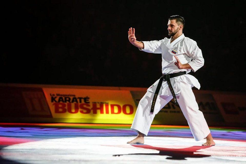 Antonio Díaz listo para representar a Venezuela en Juegos Olímpicos Tokyo 2020