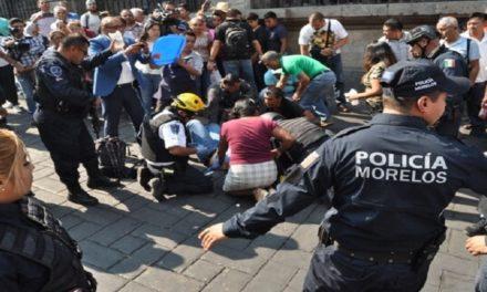 México| Ataque en plaza central en Morelos deja un muerto y tres heridos
