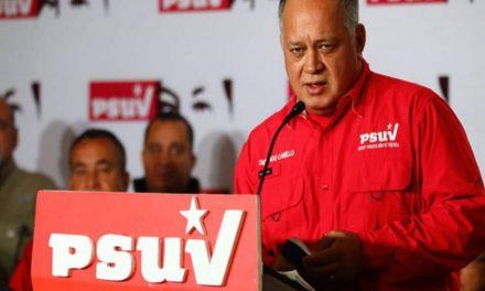 Cabello: Ni la oposición ni el imperialismo podrán con la revolución