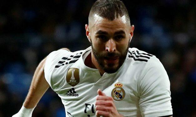 Karim Benzema, listo para regresar
