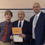 Hombre en EE.UU. se gradúa de secundaria a los 91 años
