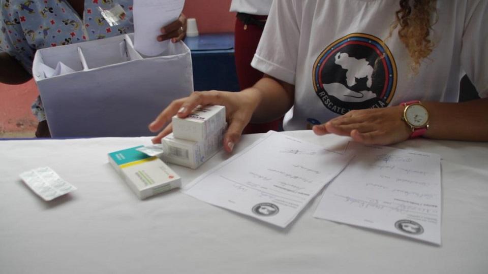 Campamento Humanitario de Rescate Venezuela en Anzoátegui benefició a más de 400 personas