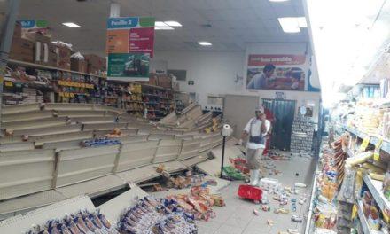 Sismo en Panamá deja al menos dos heridos y daños en viviendas y comercios