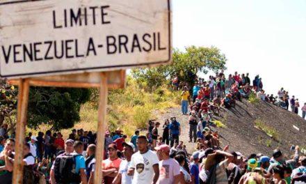 Piden protección internacional para venezolanos en el exterior