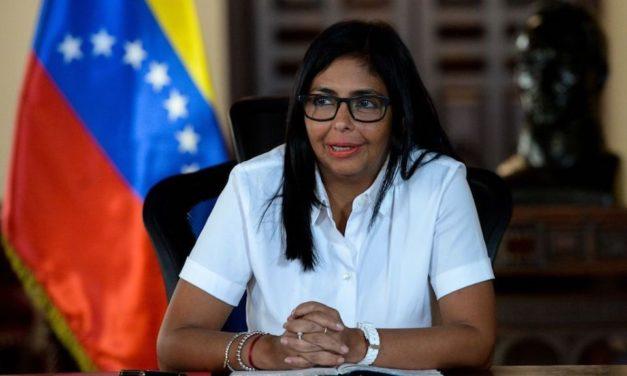 Rodríguez: Países que usen la violencia serán condenados por los pueblos del mundo
