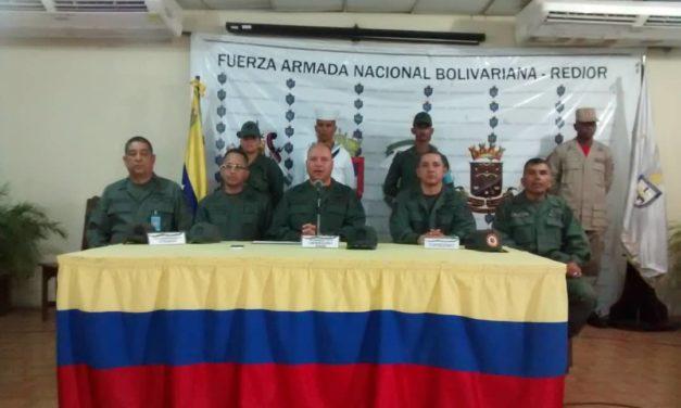 Han reclutado 476 jóvenes en la FANB en Anzoátegui