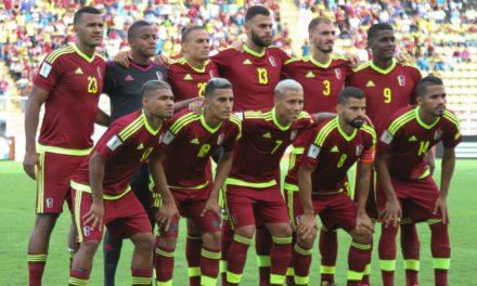 La Vinotinto confirmó a sus 23 jugadores para la Copa América