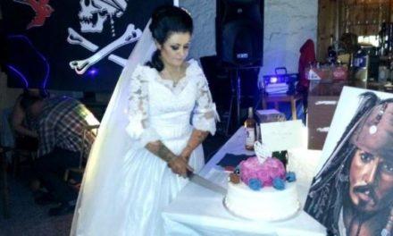 Se casó con un fantasma, se divorció y se hizo un exorcismo para liberarse de él