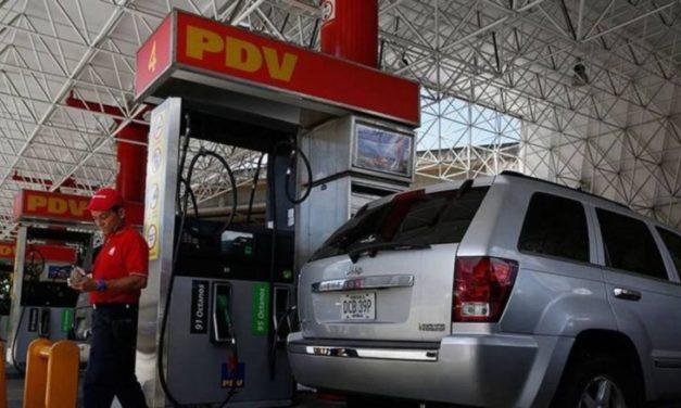 PDVSA asegura que garantizará el suministro de gasolina en el país