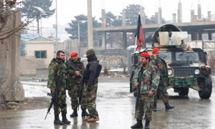 Al menos 6 muertos en ataque suicida en Kabul