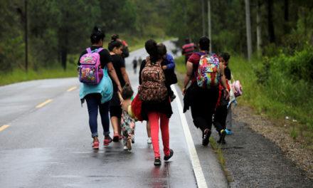 Venezuela es el segundo país con más refugiados en el planeta