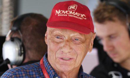 Falleció el ex piloto de Formula 1 Niki Lauda