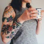 ¿Conoces los beneficios de los tatuajes?