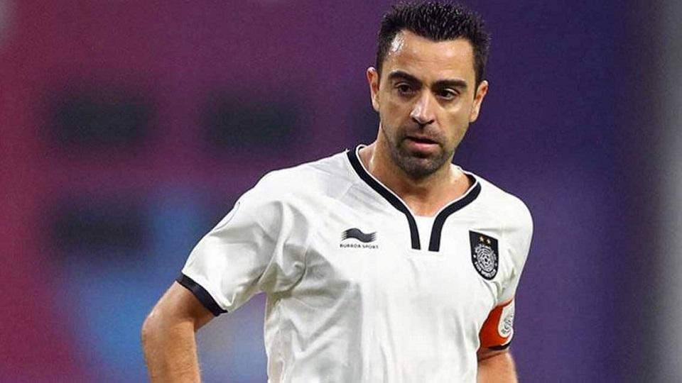 Xavi Hernández es el nuevo entrenador del club catarí Al Sadd
