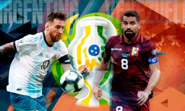 Venezuela buscará su pase a semifinales de la Copa América 2019