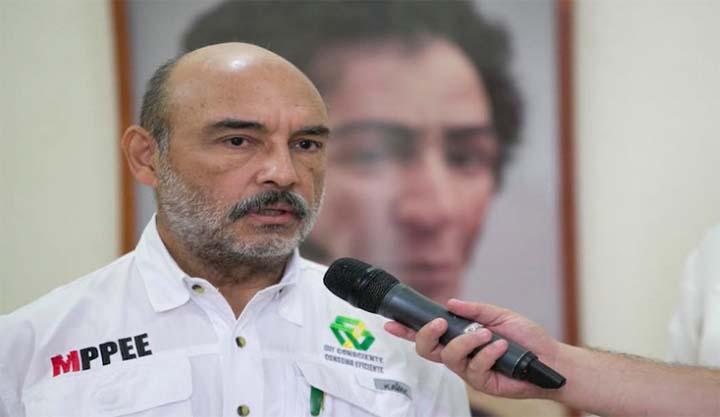 Maduro designó a Freddy Brito nuevo ministro de Energía Eléctrica y presidente de CORPOELEC