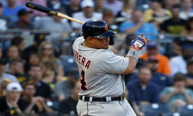 Miguel Cabrera llegó a los 2.750 hits en MLB