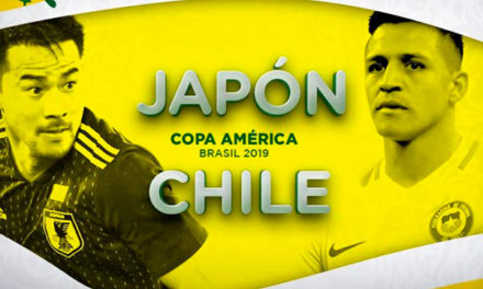 Japón se enfrenta esta a tarde a Chile en el primer duelo del grupo C por la Copa América