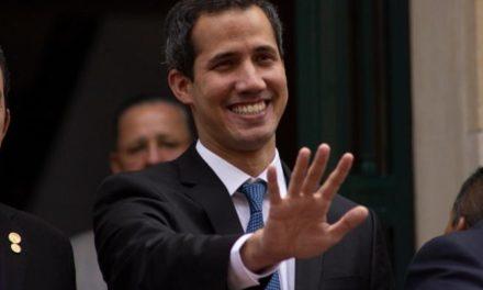 Guaidó entre los finalistas del Joven Político Mundial del Año