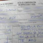 Un policía multó a una mujer en Uruguay por exceso de belleza