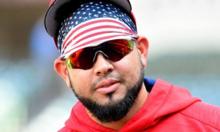 El venezolano Juan Graterol fue llamado por los Rojos de Cincinnati