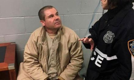 El Chapo Guzmán será sentenciado el miércoles a cadena perpetua en Nueva York